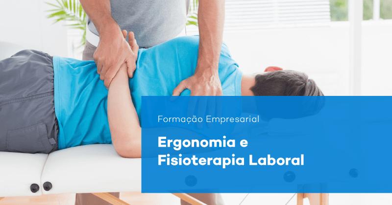 Ergonomia e Fisioterapia Laboral