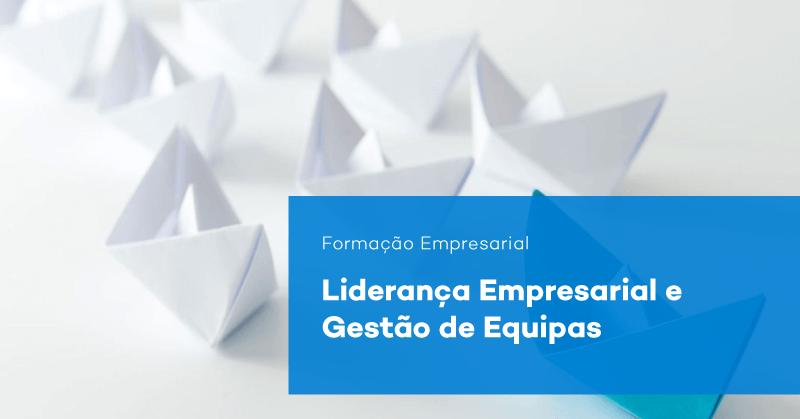Liderança Empresarial e Gestão de Equipas