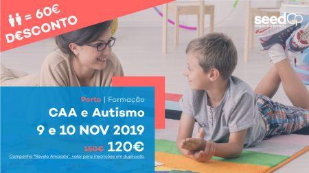 Formação CAA e Autismo