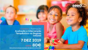 Formação Avaliação e Intervenção Terapêutica na Gaguez Infantil