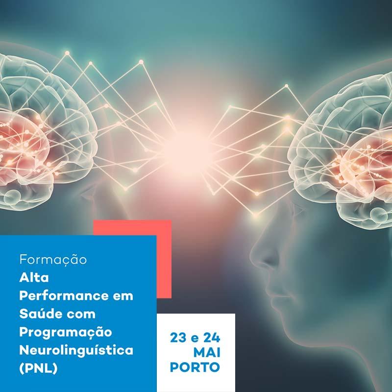 Formação Alta Performance em Saúde com Programação Neurolinguística (PNL)