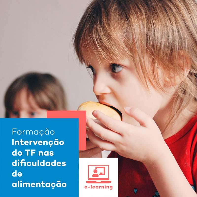 Formação Intervenção do Terapeuta da Fala nas dificuldades de alimentação na 1ª infância