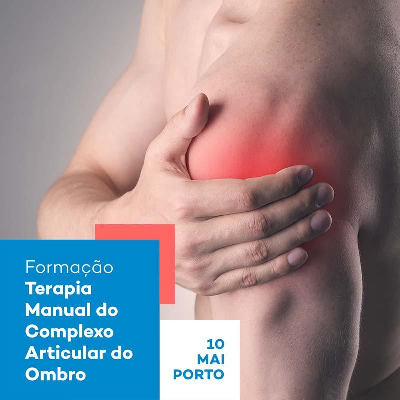 Formação Terapia Manual do Complexo Articular do Ombro