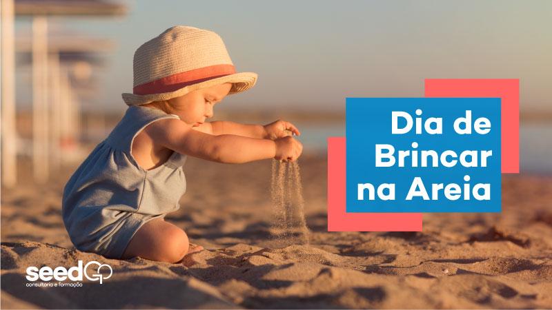 Dia de Brincar na Areia