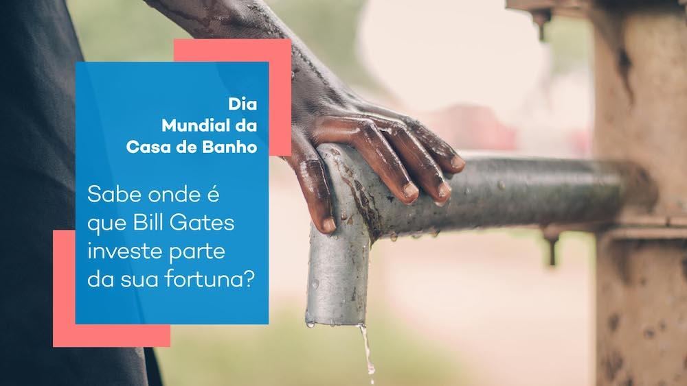 Dia Mundial da Casa de Banho