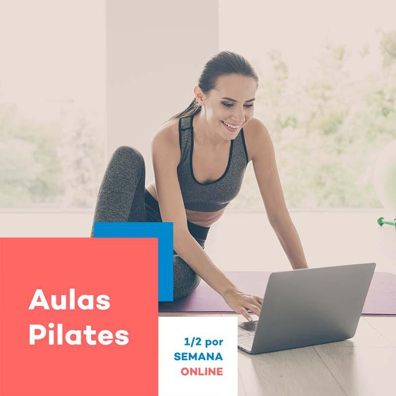 Aulas Pilates